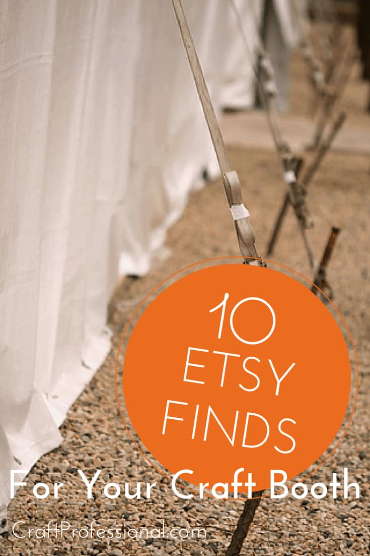 10 Etsy Finds for Your Craft Booth