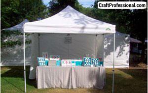 My Caravan Canopy brand craft tent
