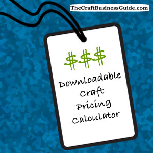 Free downloadable craft pricing calculator