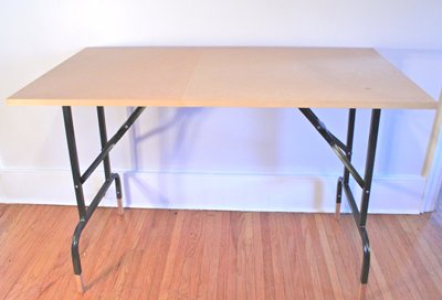 Custom Folding Portable Table