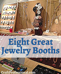 Eight great jewelry booths