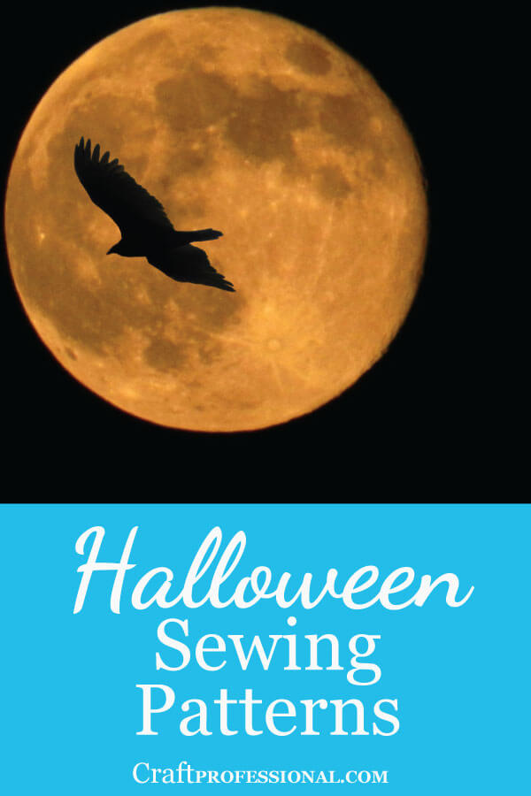 Halloween Costume Sewing Patterns