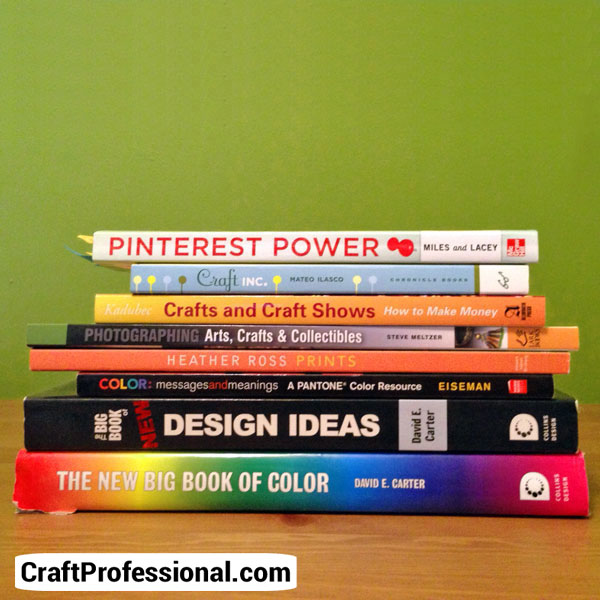 Some favorite craft books