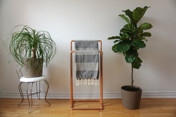 Blanket rack at The Other