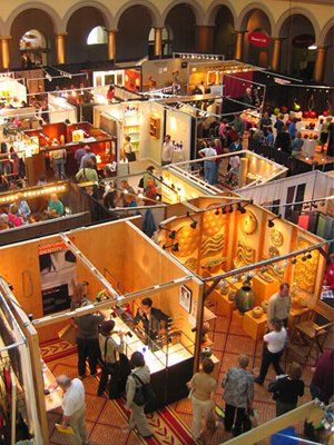 Craft Show Displays