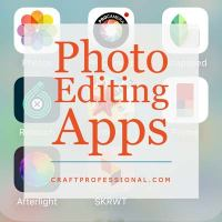 Fabulous Photo Editing Apps