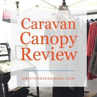 Text overlay - Caravan Canopy Review