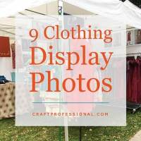 9 Clothing Display Booths