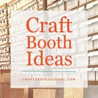 craft show banner ideas craft display booth ideas and photos 4044