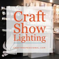 Craft Show Lighting Ideas