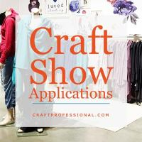 Craft Show Application Tips