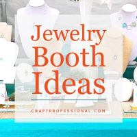 Jewelry Booth Ideas