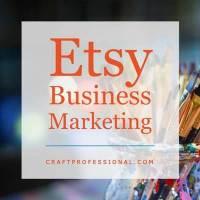 Etsy Business Marketing