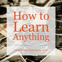 How to Learn Anything