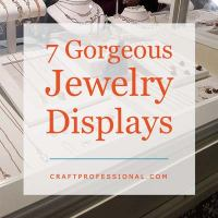 7 Jewelry Booth Photos