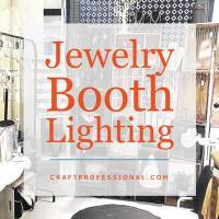 Jewelry Display Lighting