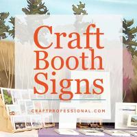Pop Up Display Booth Signs