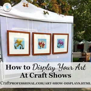 Art Show Displays
