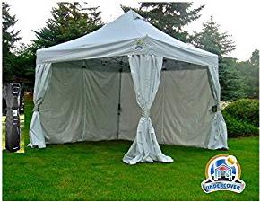 Undercover Tent