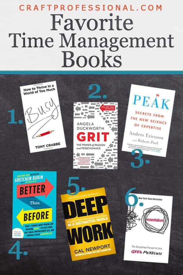 Best Time Management Books