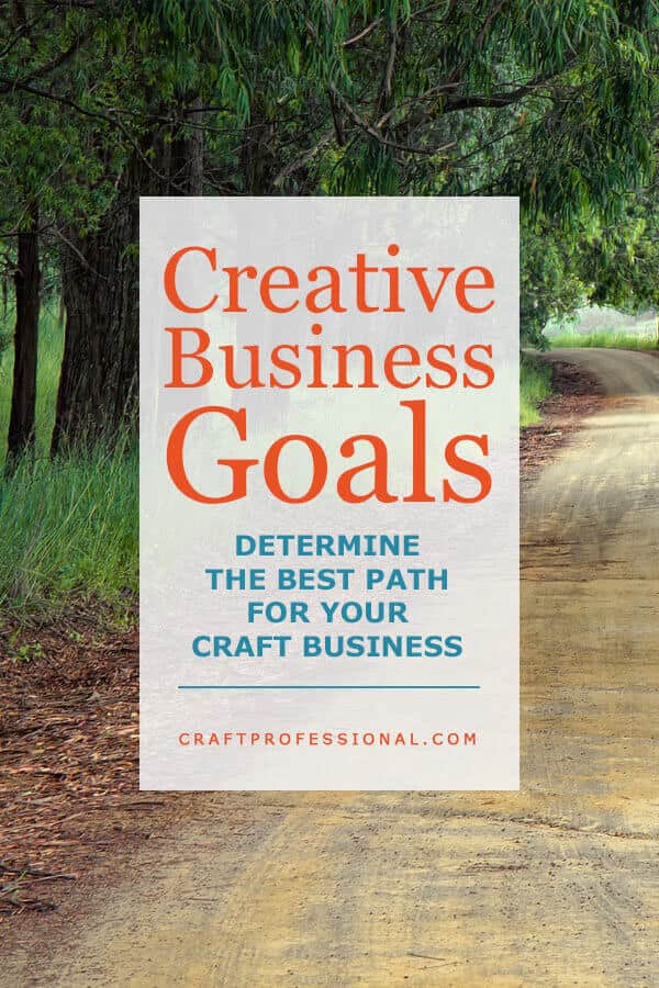 Craft Business Goal Setting
