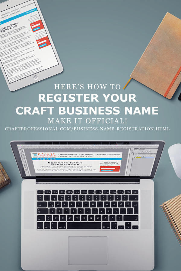 Business name registration tips
