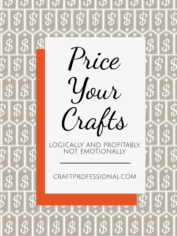 Craft pricing tips