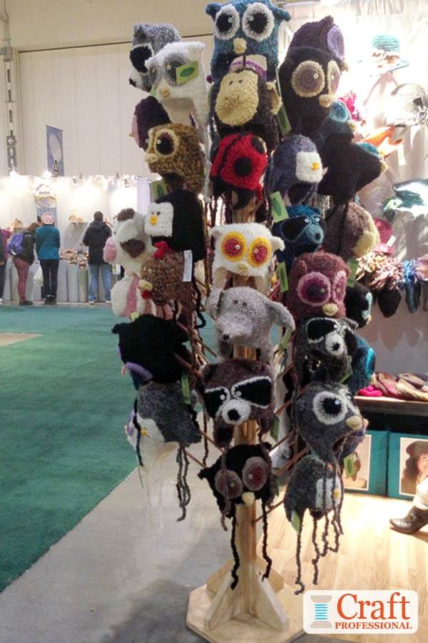 Hat stand display