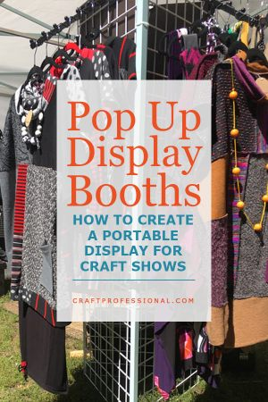 Pop Up Display Booths