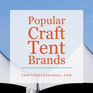 Portable canopies buying guide for craft shows for Used craft fair tents