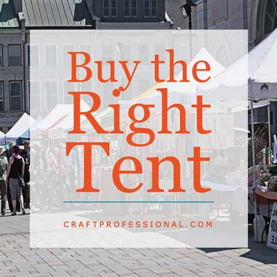 Craft Tent Features
