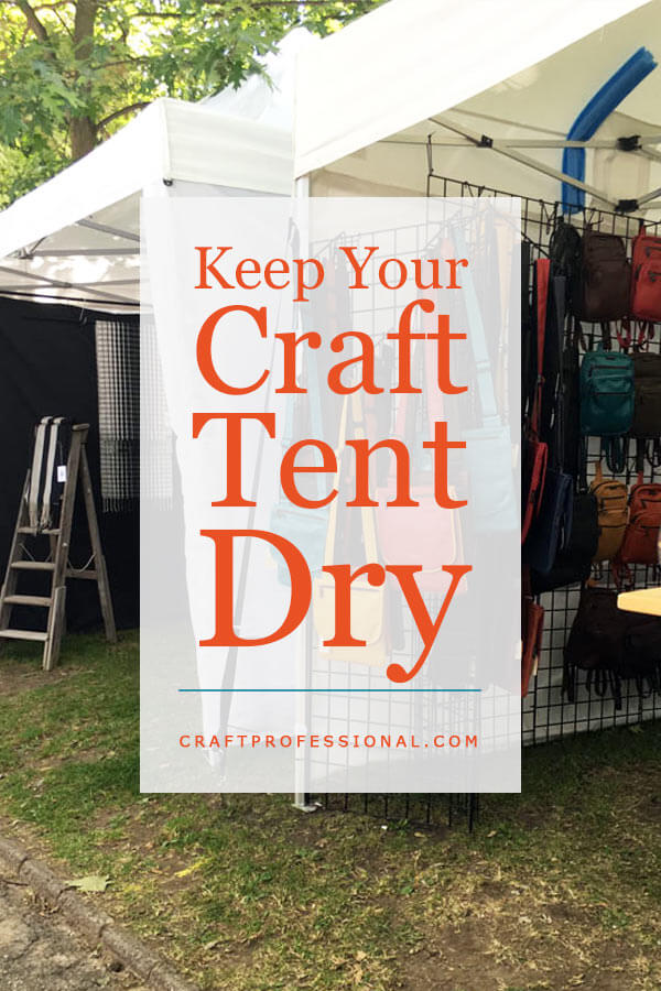 Keep Your Portable Canopy Dry