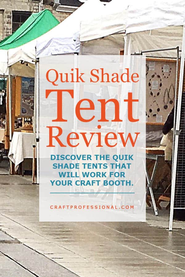 Quik Shade Instant Canopy