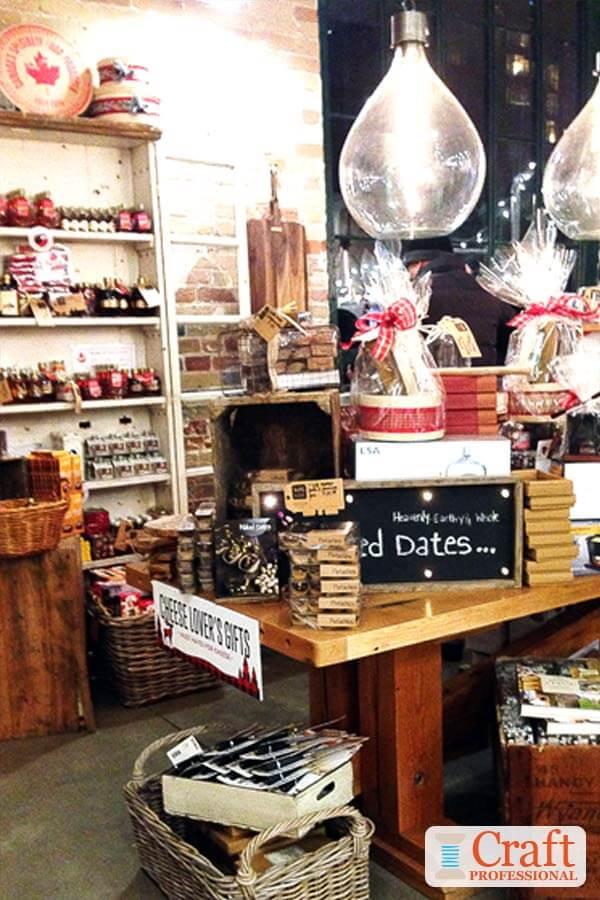 Retail Food Display