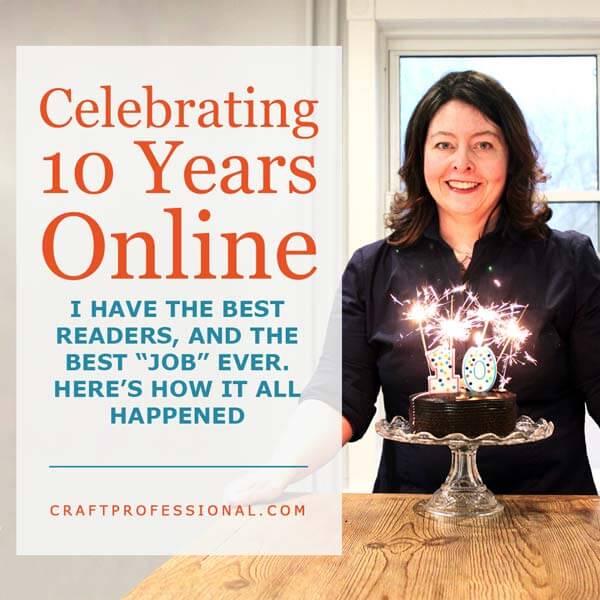 Solopreneur - 10 year Anniversary