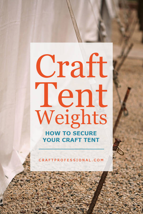 Craft Tent Weights