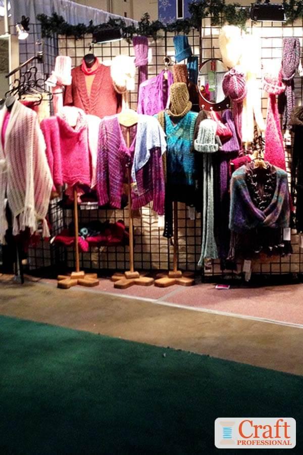 Knitwear Display