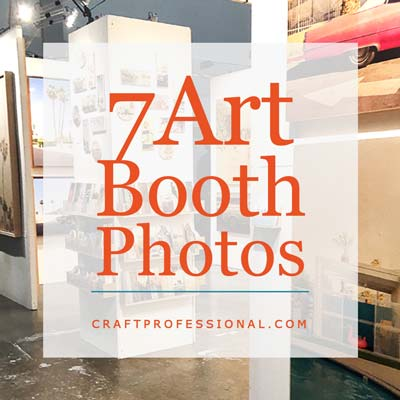 7 Art Booth Photos