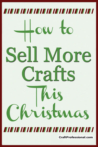 Best Selling Christmas Crafts Analysed