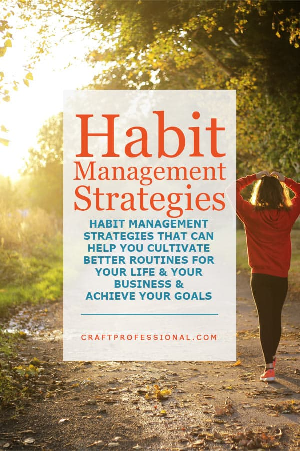 Better Habit Management