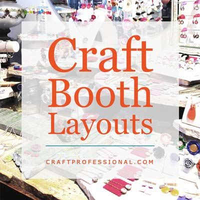 Craft Booth Designs And Layout
