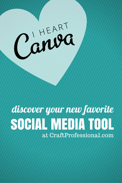 Canva - image creation and social media marketing tool