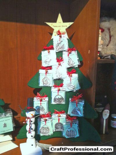 Holiday Show Display