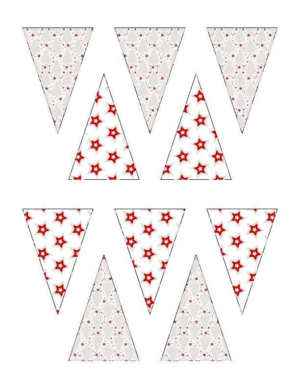 image regarding Christmas Printable Decorations known as Printables for Xmas Craft Fairs