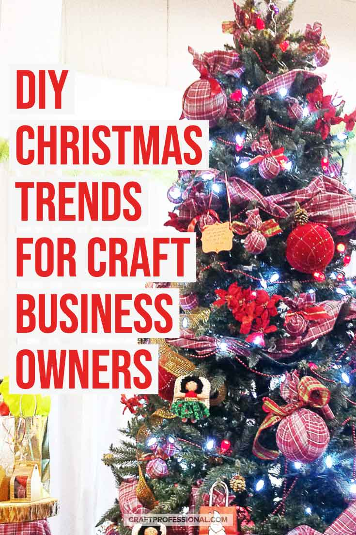2020 Craft Trends.Diy Christmas Trends Trending Crafts To Sell For Holiday