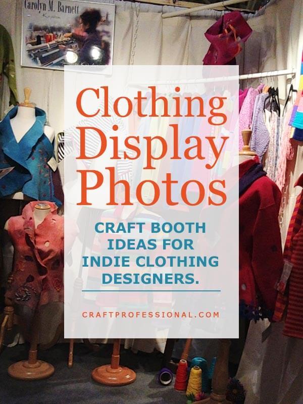 Clothing Display Ideas