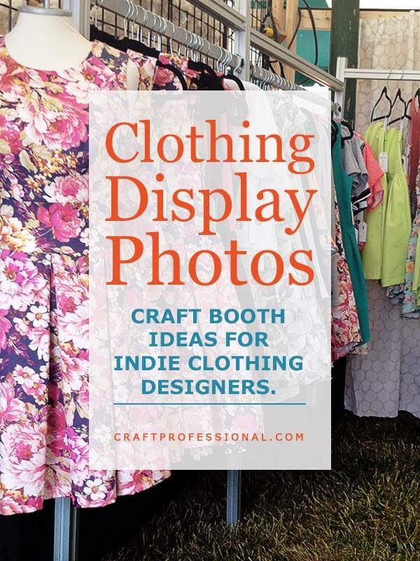 Handmade Clothing Displays