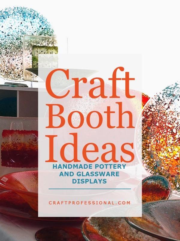 Craft Booth Display Ideas