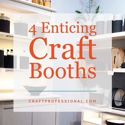 4 Craft Booths