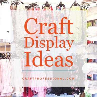 Craft Display Ideas